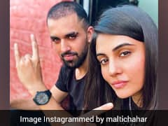 Malti Chahar Posts Picture With Brother Deepak, Fans Love It