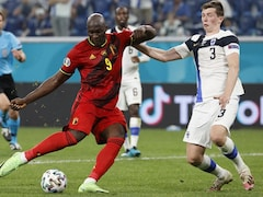 UEFA Euro 2020: Clinical Belgium Put Finland On Brink Of Exit After 2-0 Win