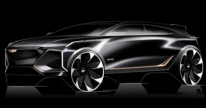 Sketsa awal menunjukkan apa yang GM arahkan, dalam hal desain.