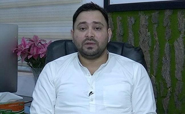 For Struggling Congress, A Booster Shot From Tejashwi Yadav