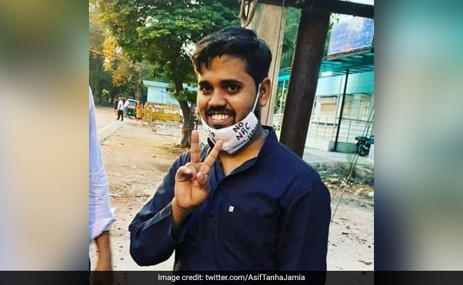 Student Activist, Out On Bail, Says Mission To Free Other Political Prisoners