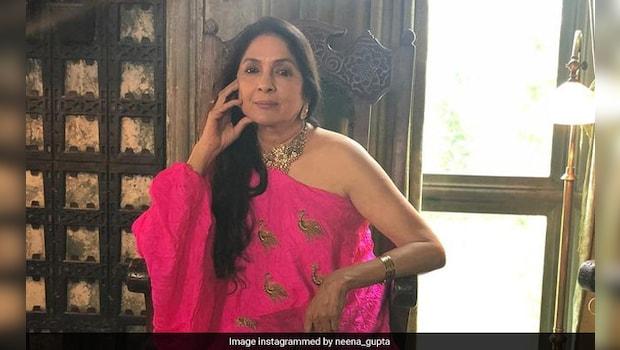 Neena Gupta Chaat: Actress Neeni Gupta Made Delhi Style Tasty Dahi Bhalla Papdi Chaat