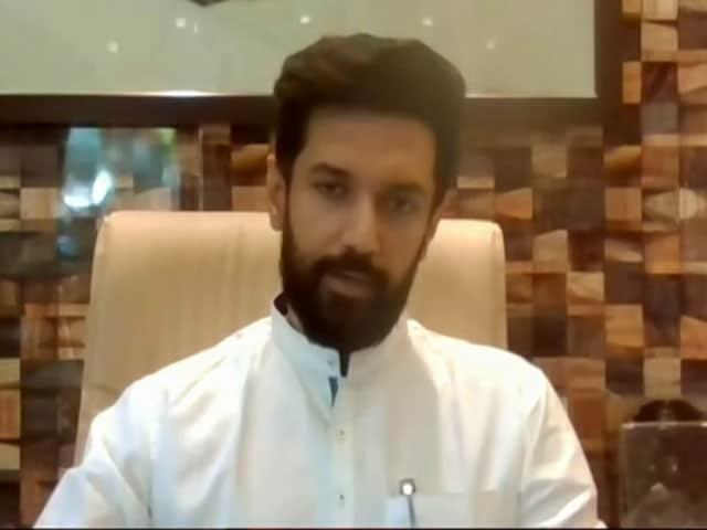 Video : Why I Said I Was Hanuman To PM Modi: Chirag Paswan To NDTV