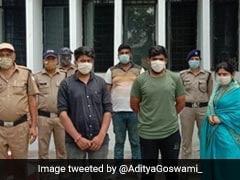 BJP Mahila Morcha Leader Arrested In Land Grabbing Case In Dehradun