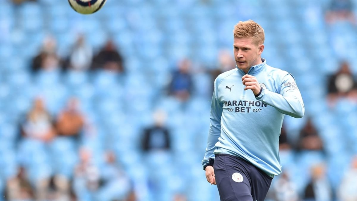 """Kevin De Bruyne performs """"Small Operation"""" as Belgium expects Football News"""