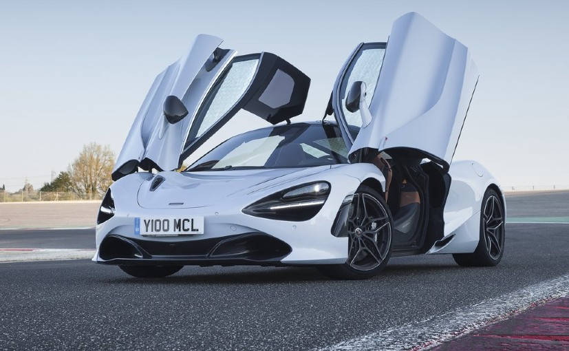 Infinity Cars will be handling the sales and service for McLaren in India