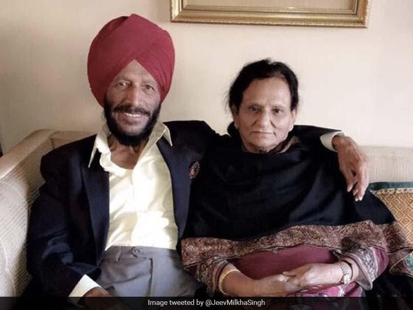 Legendary Sprinter Milkha Singhs Wife Nirmal Dies Due To COVID-19 Complications