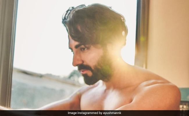 Ayushmann Khurrana's Lockdown Survival Kit: Guitar, Journal And A Gorgeous View From His Apartment