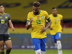 World Cup Qualifiers: Retaken Neymar Penalty Helps Brazil Maintain Perfect Start
