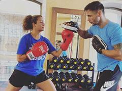 """I Am At 58 Kilos, Let's See If I Still Got It"": Amrita Arora, 43, Starts Her 30-Day Fitness Challenge"