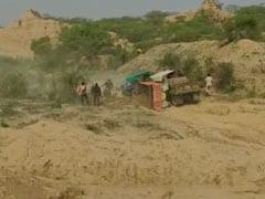राजस्थान में बालू माफिया और राजस्थान पुलिस के बीच हुई मुठभेड़, गोलियां चलीं