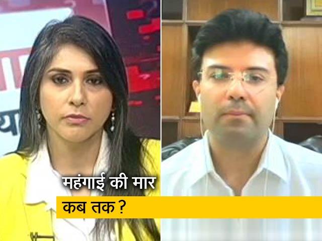 Videos : सवाल इंडिया का : बढ़ती जा रही है महंगाई, कहां से चलाएं घर?
