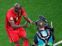 Watch: Romelu Lukaku Dedicates Goal Against Russia In Euro 2020 To Christian Eriksen