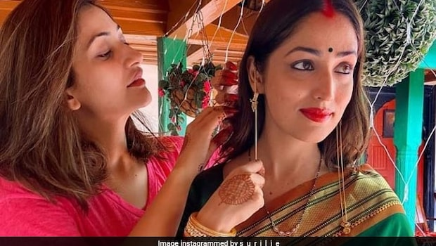 Yami Gautam Welcomed On Movie Set With A Yummy Treat Post Marriage