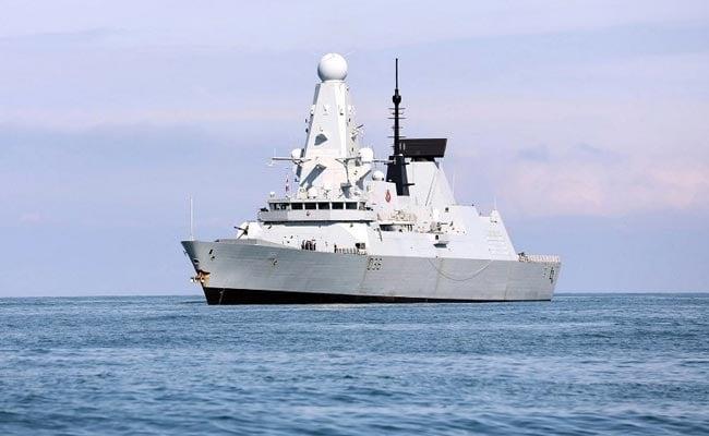 'Not Espionage': UK On Lost Defence Documents Linked To Warship