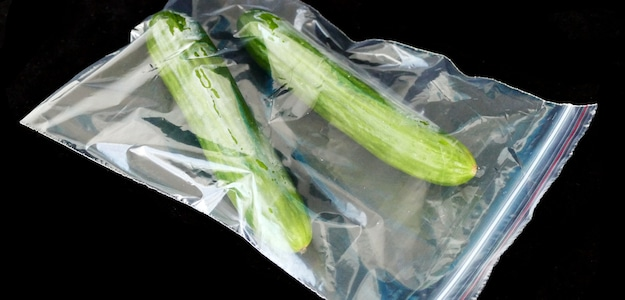 Want Your Reusable Bags To Dry Completely? A Reddit User Has A Fun Hack For You