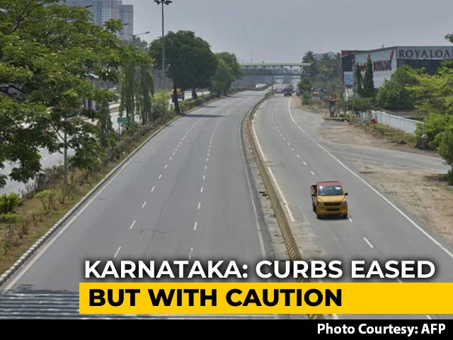 Video : Karnataka Eases Restrictions, Night, Weekend Curfew To Continue