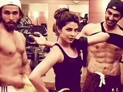 A Throwback Of Priyanka Chopra, Ranveer Singh And Arjun Kapoor. Need We Say More?