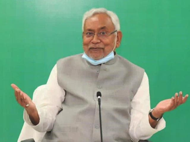 Video : Nitish Kumar's Party Wants Four Ministries In PM Modi's Cabinet: Sources
