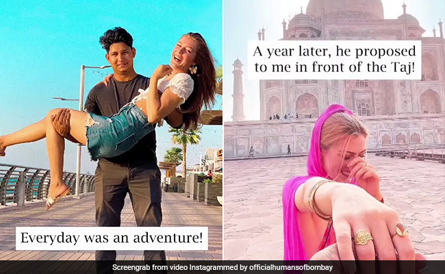 He's Indian, She's German. Their Love Story Spans Continents