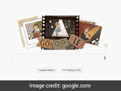 """Google Honours Shirley Temple, """"Miss Little Miracle"""", With A Doodle"""