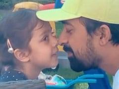 In Rannvijay Singha And Daughter Kainaat's Video, Cuteness Won