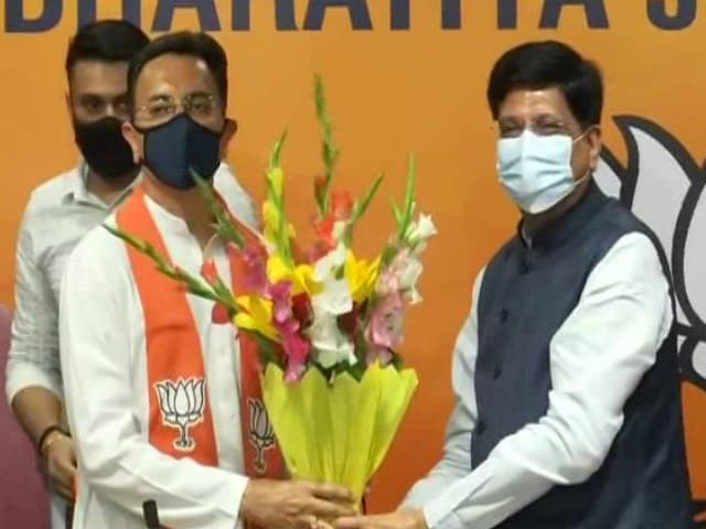 Video : What Does Jitin Prasada Bring To Table For BJP?
