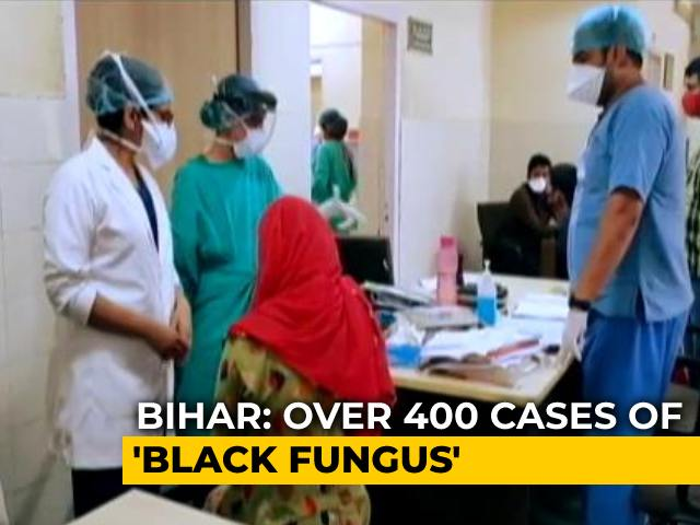 Video : Doctors Flag Medicine Shortage As Bihar Records Over 400 Black Fungus Cases