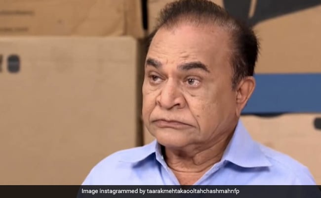 Taarak Mehta Ka Ooltah Chashmah Actor Ghanashyam Nayak, Being Treated For Cancer, Resumes Shoot