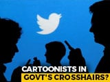 Video : Twitter Sends Notices To Cartoonist Manjul, Other Users
