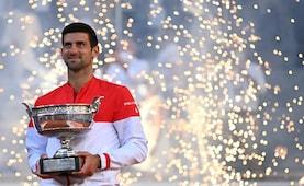 French Open 2021: सितसिपास का सपना चूर कर जोकोविच बने फ्रेंच ओपन चैंपियन, जीता 19वां ग्रैंडस्लैम