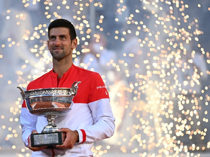French Open: Novak Djokovic claimed a 19th Grand Slam title as he triumphed 6-7 (6/8), 2-6, 6-3, 6-2, 6-4 over Stefanos Tsitsipas.