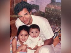 Father's Day 2021: Throwbacks From Sara Ali Khan, Ayushmann Khurrana, Bobby Deol And Other Stars