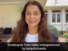 Juhi Chawla, Fined By Court, Explains Why She Filed 5G Petition