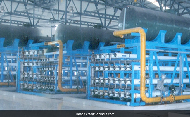 Ion Exchange Surges On Bagging Order For Two Water Treatment Plants