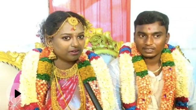 "Video | ""Together Forever"": 'Socialism' Marries 'Mamata Banerjee' In Tamil Nadu"