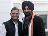 Video : Navjot Sidhu To Meet Rahul And Priyanka Gandhi In Delhi