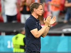 Netherlands Manager Frank De Boer Quits After Euro 2020 Exit