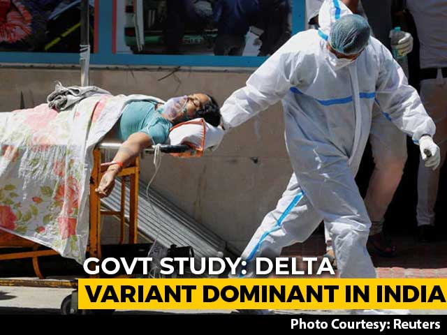 Video : Delta Variant, Super Infectious, Caused Deadly Second Wave