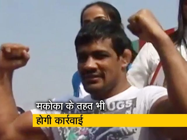 Videos : हत्या के मामले में आरोपी पहलवान सुशील कुमार को दिल्ली पुलिस हरिद्वार ले गई