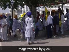 Punjab, Haryana Farmers Break Barricades To Enter Chandigarh, Face Water Cannons