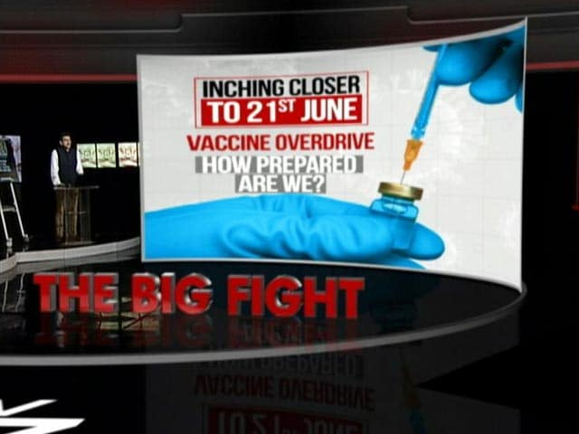 Video : Vaccine Overdrive: How Prepared Are We?