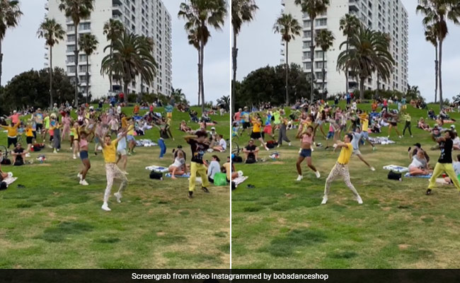 Viral Video: This Flash Mob Is Winning Hearts 'All Around The World'