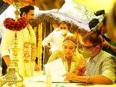 ICYDK: COVID Test Was Compulsory For Guests At Vishnu Vishal And Jwala Gutta's Wedding