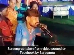 व्हीलचेयर पर शख्स ने सुरीले अंदाज में गाया मोहम्मद रफी का सुपरहिट सॉन्ग, 6 करोड़ बार देखा गया Video