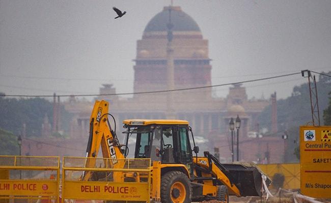 'Rs 20,000 Crore On Central Vista Amid Pandemic?': Centre Dispels 'Myths'