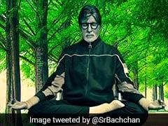 """Yoga The Best Friend Of Your Body"": Amitabh Bachchan On Yoga Day"