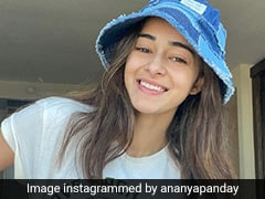 Ananya Panday Cannot Get Enough Of Her Cool New Bucket Hat And Neither Can We