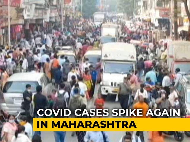 Video : Maharashtra May Delay Unlocking Plan Amid Rise In Covid Cases