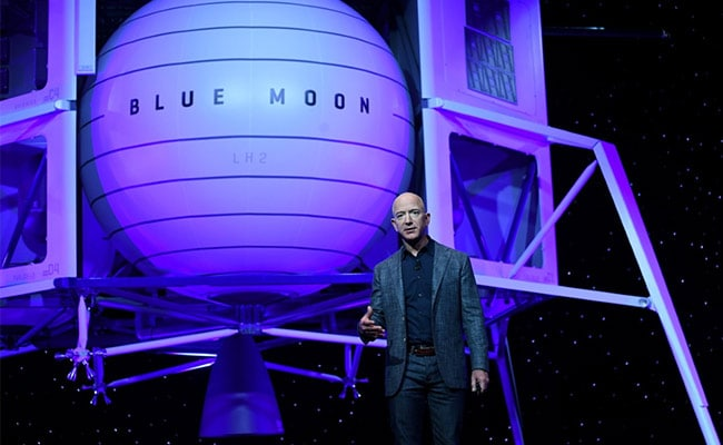 Jeff Bezos Plans To Fly Into Space Soon. No One Willing To Insure Him